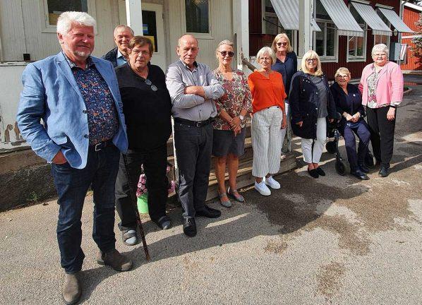 60-årsjubileum firades i Götafors skola