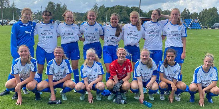 IFK F 17 vann igen
