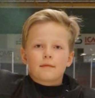 Liam Pettersson 11 år