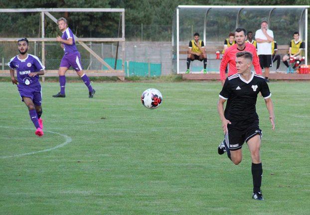 Bildextra: Fösta SIS-matchen på Movalla
