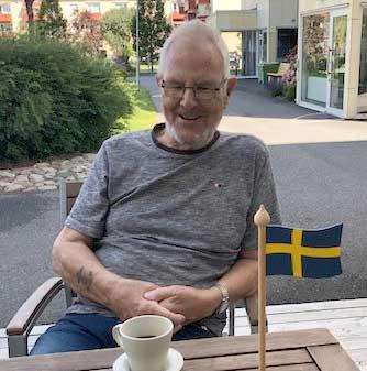 Sören Grunditz 80 år