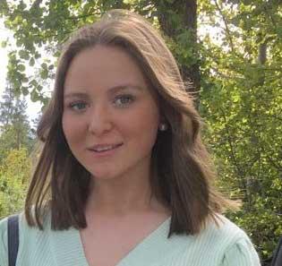 Cayla Mir 16 år