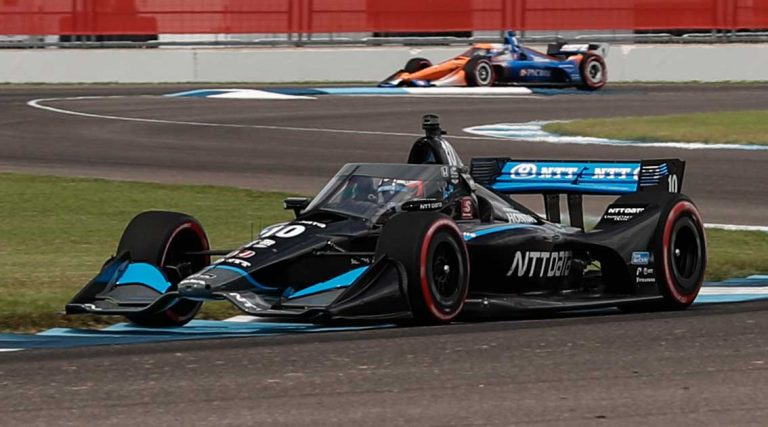 Felix Rosenqvist jagar andra segern