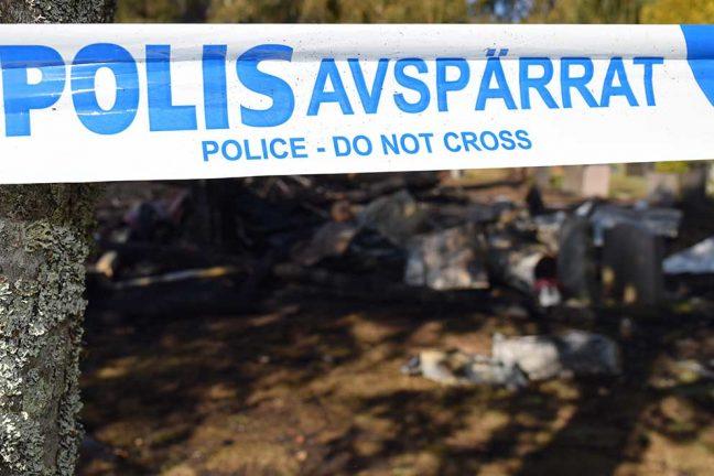 Polisen söker vittnen till branden