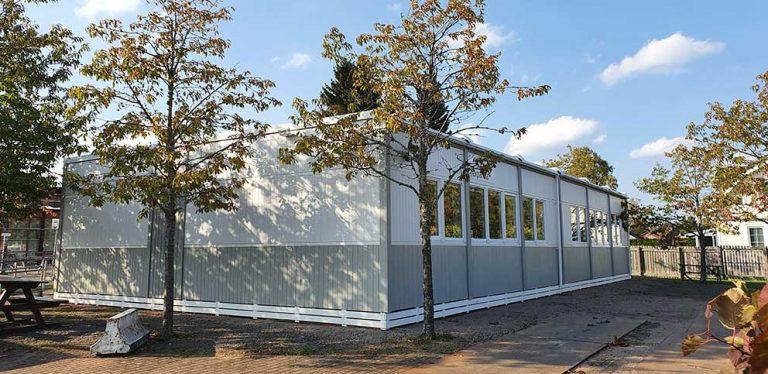 Extra förskoleplatser i hyrmoduler