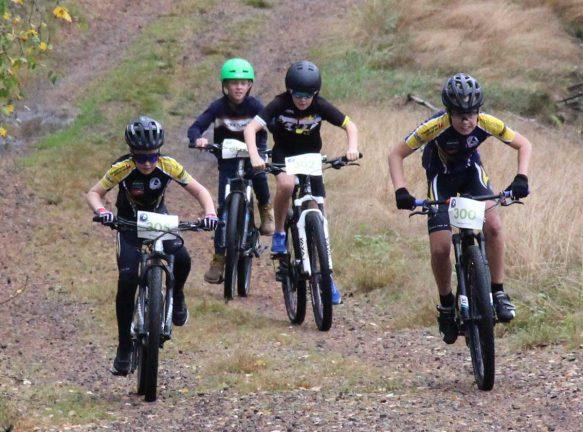 Bildextra: Cykling i ny terräng när mästare korades