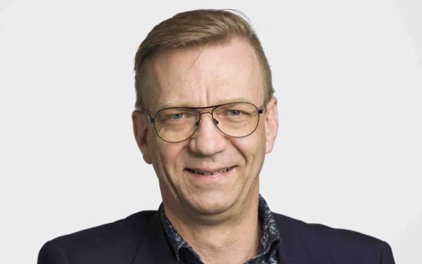 Per Eriksson föreslås bli regionråd
