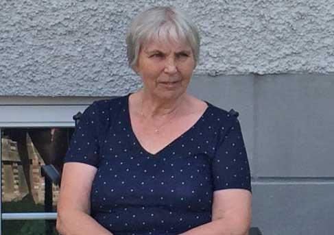 Marianne Johansson 80 år