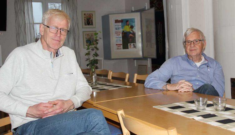 Kåre och Lars Erik är årets kulturpristagare