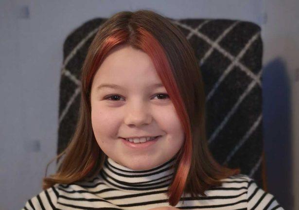 Ella Hansson, 12 år
