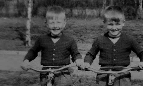 Thomas och Peter Lundström 70 år