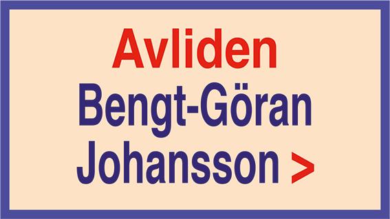Bengt-Göran Johansson