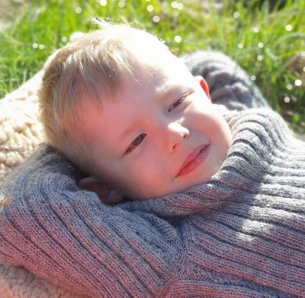 Aldor Lagerstrand 6 år