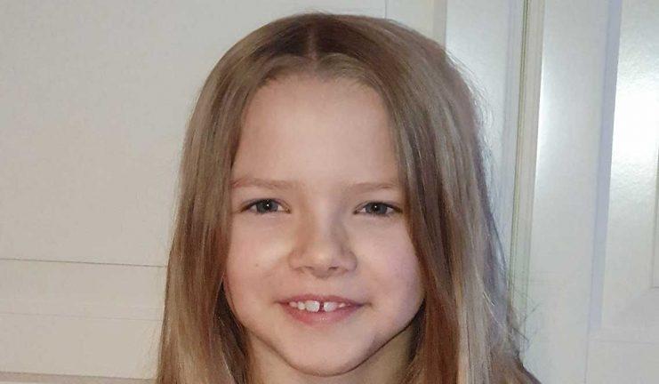 Hilda Hedlund 7 år