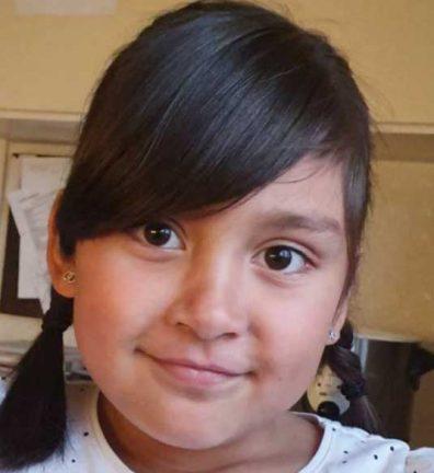 Nathalie Doolk 7 år