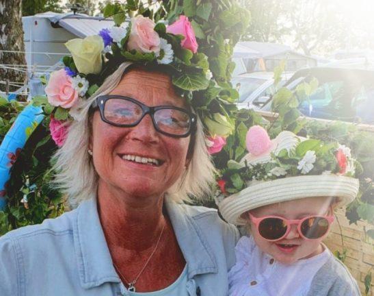 Jessica Jungåker 50 år