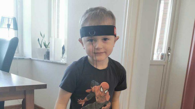 Enzo Jalonen 6 år