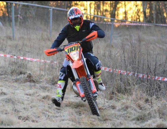 Joakim Hansson blev tvåa i vintercupen