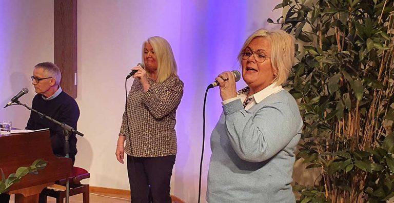 Webbsänd sånggudstjänst från Betelkyrkan på Påskdagen
