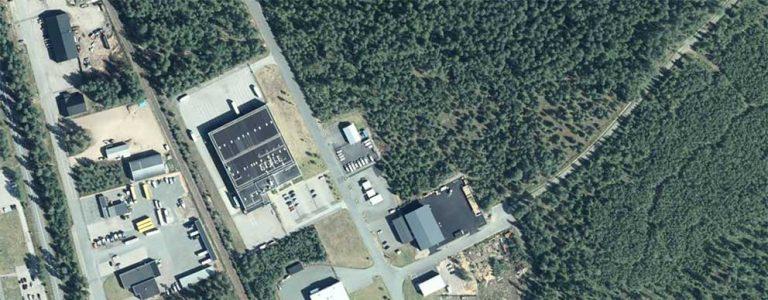 Kommunen säljer tomt vid industriområde