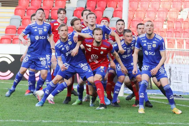 Bildextra från Öster – Sundsvall – slut 0–2