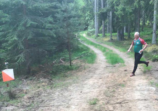 Nu springs det i skogen igen