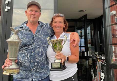 Anders och Marika vann Bärgarn Cup