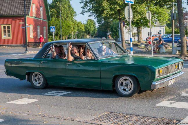 Bildextra från Cruisingen i Värnamo