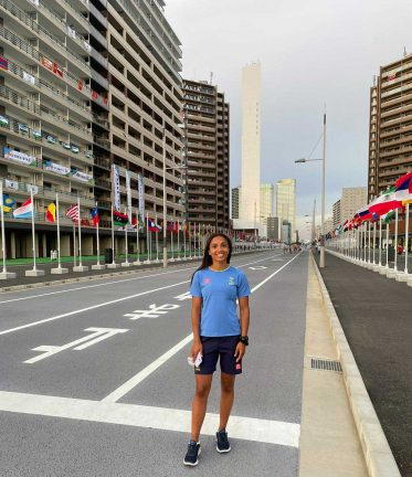 Många minnen för Agnes från OS