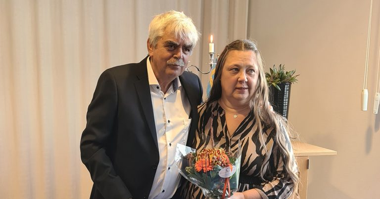 Karl-Erik och Carola