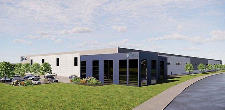 Ny etablering av logistikcenter på södra Stigamo