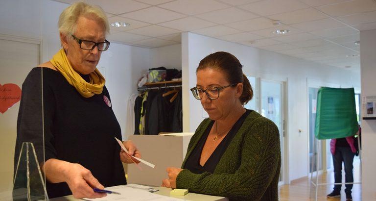 Hundra år med rösträtt – redaktionens kvinnor har röstat i kyrkovalet
