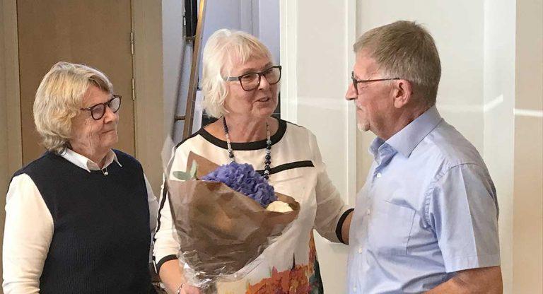 Britt Johansson ny efter Lennart Fritz