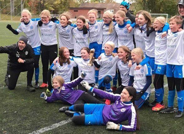 IFK F 09 vann cup i Växjö