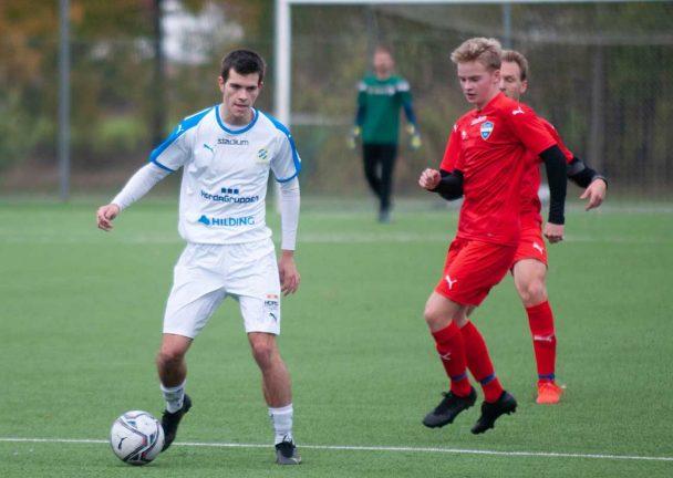 Rydaholm vann derbyt mot Bor